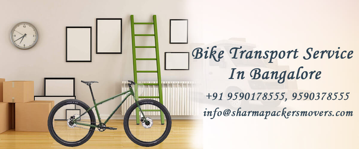 Bike Transport Service In Bangalore