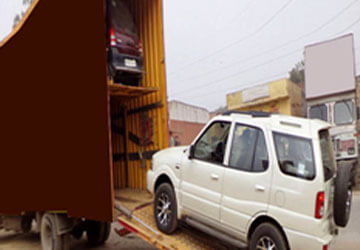 Car Carrier for Car Transport