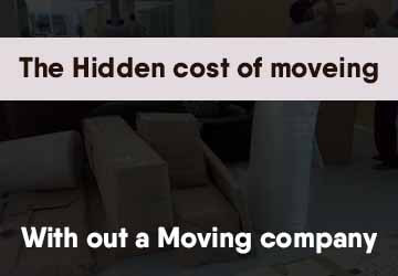 Charges Packers and Movers