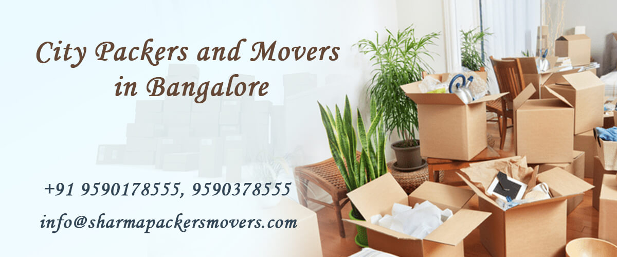 City Packers and Movers in Bangalore