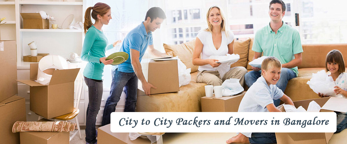 Corporate Packers and Movers in Bangalore