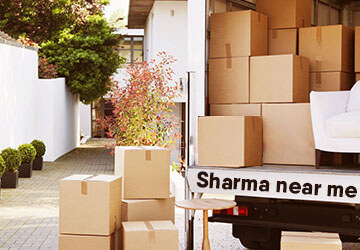 Packers and Movers near Me