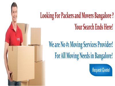 Interstate Packers and movers Services in Bangalore