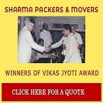 Sharma Packers and Movers in Shanti Nagar Bangalore
