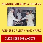 Sharma Packers and Movers Ahmednagar