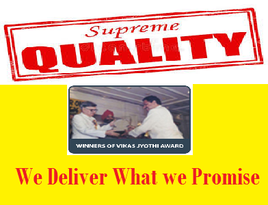 Supreme Quality Packers and Movers Services in Bangalore, India