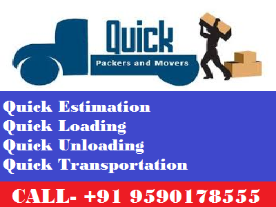 Quick Packers and Movers Services in Bangalore